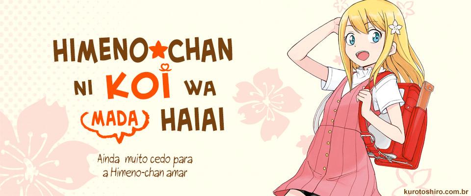 Himeno-chan ni Koi wa Mada Hayai